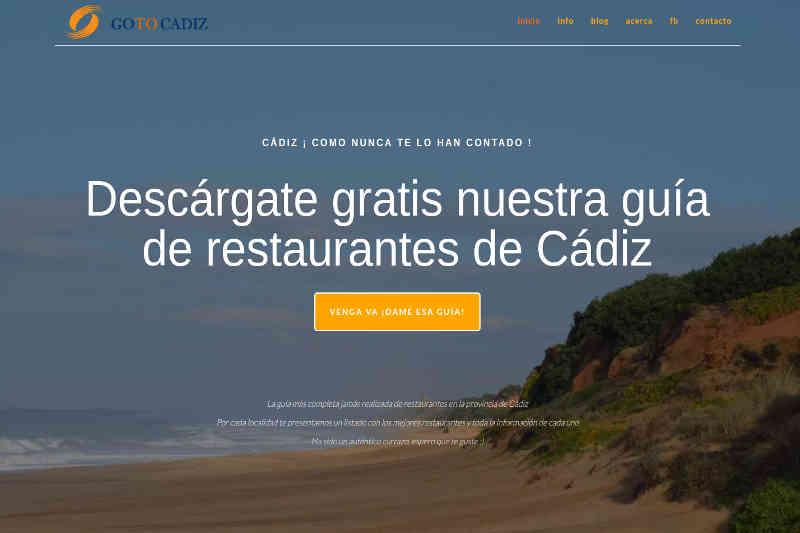Proyecto Goto Cadiz